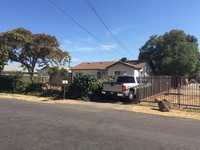 Stockton Single Family Home For Sale: 4768 Garibaldi Avenue