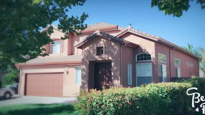 Tracy Single Family Home For Sale: 4769 English Oak Court