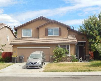 Lathrop Single Family Home Active Short Sale: 13440 Baywood Way