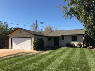 Rancho Cordova Single Family Home For Sale: 2712 Barbera Way