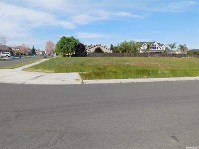 Turlock Residential Lots & Land For Sale: 1851 Milestone Way