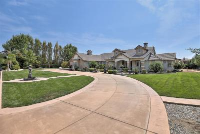 Tracy Single Family Home For Sale: 8850 West Fairoaks Road