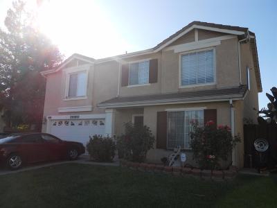 Stockton Single Family Home For Sale: 3203 Dayton Herzog Lane