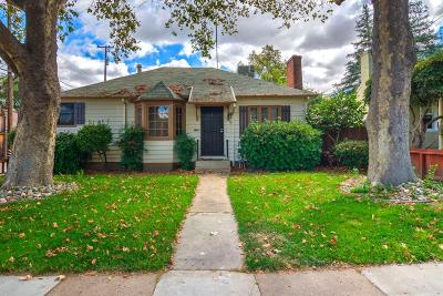 Sacramento Single Family Home For Sale: 801 51st Street