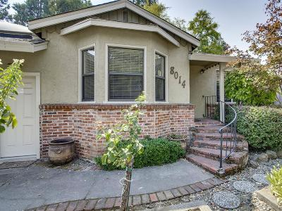 Sacramento County Multi Family Home For Sale: 8014 Sacramento Street