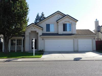 Riverbank Single Family Home For Sale: 2406 Colony Manor Drive