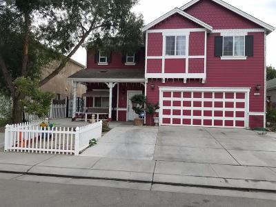 Modesto Single Family Home For Sale: 2004 San Ramos