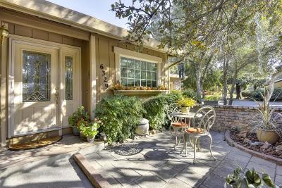 Citrus Heights Condo For Sale: 6329 Monteverde Lane