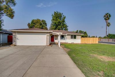 Sacramento Single Family Home For Sale: 7580 Quinby Way