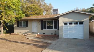 Roseville Single Family Home For Sale: 412 Circuit Drive