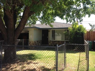 Lodi Single Family Home For Sale: 648 Joaquin