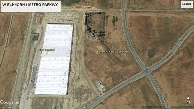 Sacramento CA Commercial Lots & Land For Sale: $6,346,950