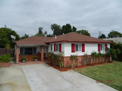 West Sacramento Single Family Home For Sale: 1636 Portsmouth Avenue