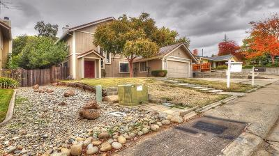 Orangevale Single Family Home For Sale: 8513 Lonon Court