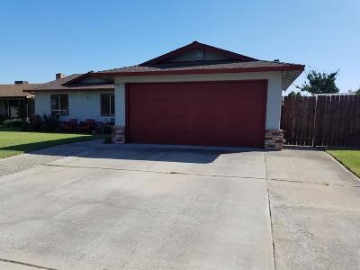 Manteca Single Family Home For Sale: 1330 Parkview Street