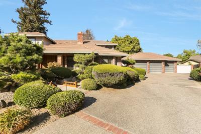Sacramento Single Family Home For Sale: 7748 South Oak Way