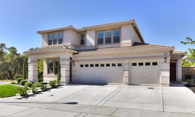 Roseville Single Family Home For Sale: 5001 Prairie Grass Wy
