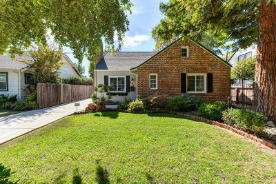 Sacramento Single Family Home For Sale: 576 Southgate Road