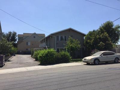 Sacramento Multi Family Home For Sale: 450 Jessie Avenue