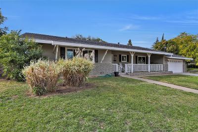 Carmichael Single Family Home For Sale: 4535 Jan Drive