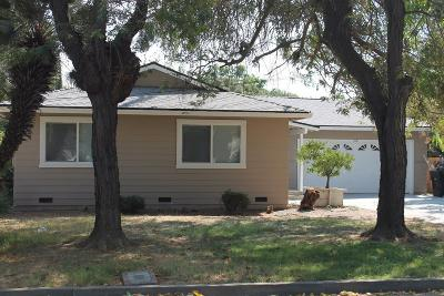 Gustine Single Family Home For Sale: 412 Sycamore Avenue