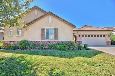 Rancho Cordova Single Family Home For Sale: 3474 Fendant Drive