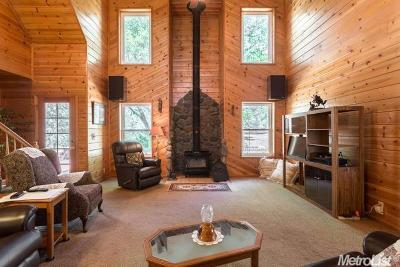 Placerville Single Family Home For Sale: 1020 Trails End Drive