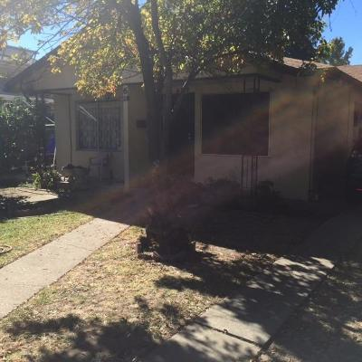 West Sacramento Single Family Home For Sale: 616 Water Street
