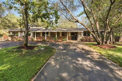 Granite Bay Single Family Home For Sale: 7467 Shadow Oaks Lane