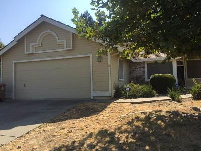 Elk Grove Single Family Home For Sale: 6108 Pickford Place