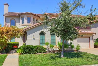 Rancho Cordova Single Family Home For Sale: 11829 Delavan Circle