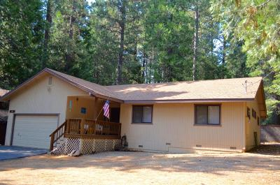 Pioneer Single Family Home For Sale: 25981 Meadow Drive
