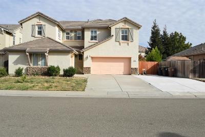 Elk Grove Single Family Home For Sale: 10261 Shoech Way