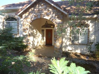 Folsom Single Family Home For Sale: 9867 Mosswood Circle