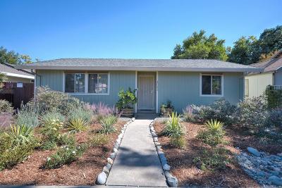 Sacramento Single Family Home For Sale: 4033 54th Street