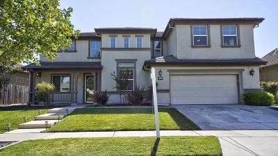 West Sacramento Single Family Home For Sale: 3115 Stable Drive