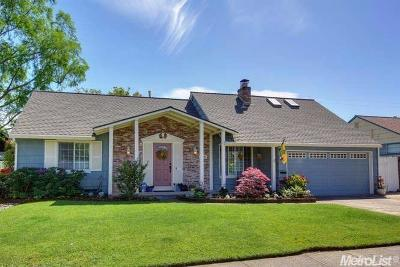 Sacramento Single Family Home For Sale: 3120 Cresthaven Drive