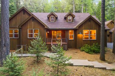 Nevada City Single Family Home For Sale: 14417 Banner Mountain Lookout Road