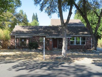 Fair Oaks Single Family Home For Sale: 4309 Eucalyptus Road