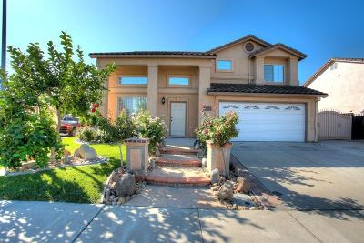 Single Family Home For Sale: 578 Tule Spring Street
