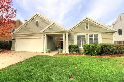 El Dorado Hills, Cameron Park, Folsom Single Family Home For Sale: 3510 Falkirk Way