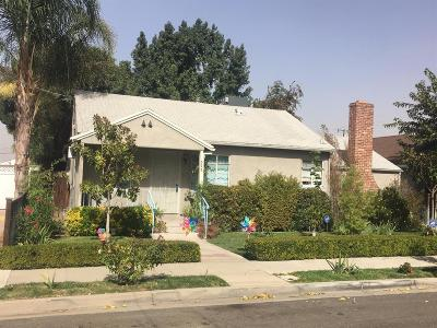 Tracy Single Family Home For Sale: 525 West Emerson Avenue