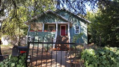 Grass Valley Single Family Home For Sale: 326 Mill Street