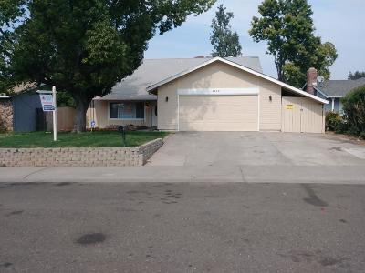 Citrus Heights Single Family Home For Sale: 6620 Pacheco Way