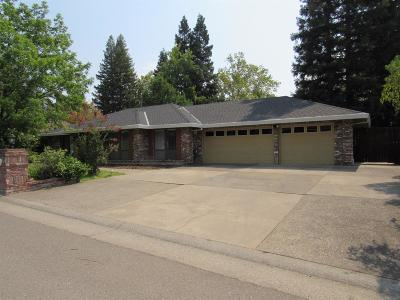 Folsom Single Family Home For Sale: 144 Gold Creek Circle