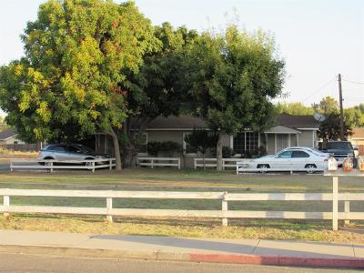 Turlock Multi Family Home For Sale: 805 Chestnut Street
