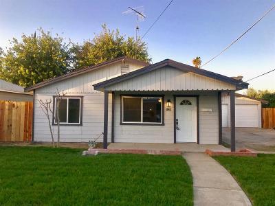 Turlock Single Family Home For Sale: 1029 Julian Street