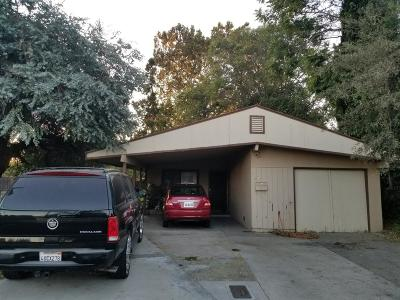West Sacramento Single Family Home Active Short Sale: 820 Casselman Drive