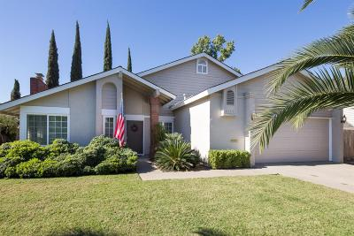 Citrus Heights Single Family Home For Sale: 6129 Tremain Drive