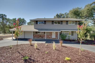 Fair Oaks Single Family Home For Sale: 4401 Chicago Avenue